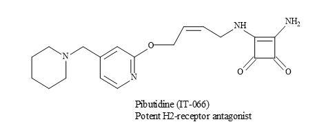 Figure 58. Pibutidine hydrochloride (IT-066)