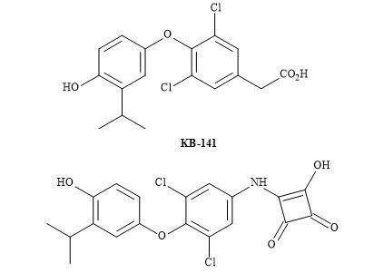 Figure 62. Squaryl of KB-141
