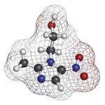 nitroimidazole drug